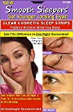 Smooth Sleepers - Clear Cosmetic Strips Flatten Wrinkles While You Sleep 30 Day Supply