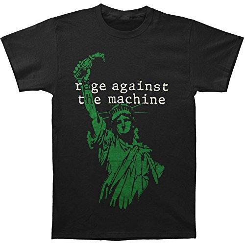 Rage Against The Machine Men's Liberty T-shirt Large Black