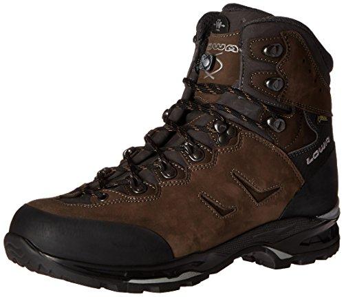 LOWA Boots Lowa Men's Camino GTX WXL Hiking Boot, Dark Gray/Black, 11 W US