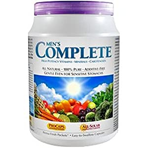 Multivitamin – Men's Complete 60 Packets