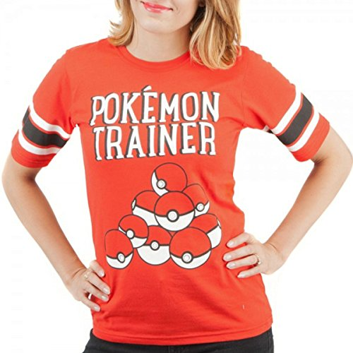 Pokemon Trainer Pokeball Womens Hockey