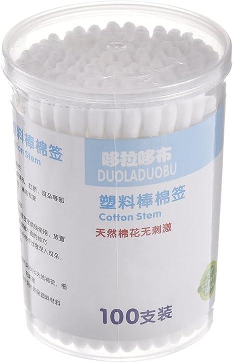 Per antibacteriano Torunda de algodón para bebé bebé algodón Bud ...
