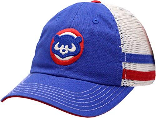 Chicago Cubs Snapback Trucker Mesh 84 Logo 2-Tone
