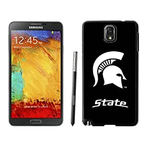 New Cheap Samsung Galaxy Note 3 Cover Ncaa Big Ten Conference Michigan State Spartans 01 Athletics Element Phone Protective Case