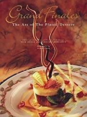 """A visually stunning and groundbreaking new book. Grand Finales: The Art of The Plated Dessert explores the intimate connection between flavor and presentation with recipes that are truly extraordinary. Thanks to the magnificent efforts of th..."