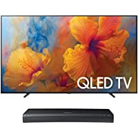 Samsung QN75Q9F 75 4K UHD HDR 4K QLED Smart TV with UBD-M9500 4K Ultra HD Blu-ray Player