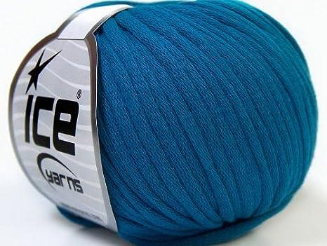 Lote de 8 madejas de hilos Tubo Algodón (70% algodón) mano tejer ...
