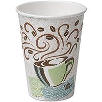 Hot Cups, Paper, 16oz, Coffee Dreams Design, 50/pack Tools Equipment Hand Tools