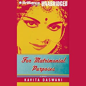 For Matrimonial Purposes Audiobook