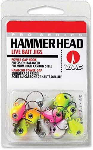 Hammer Head Jig Kit 3/8 Assorted