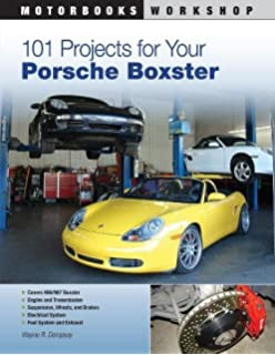 Porsche high performance driving handbook vic elford 101 projects for your porsche boxster motorbooks workshop fandeluxe Gallery