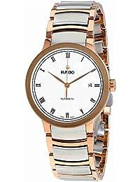 Centrix Automatic White Dial Two-Tone Men's Watch R30036013