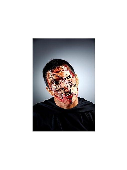 Zombie Makeup Kit Foam Appliance Halloween Latex