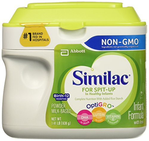 Image of the Similac for Spit-Up Baby Formula - Powder - 23.2 oz - 6 pk