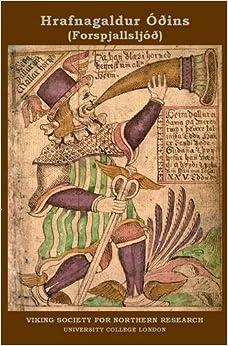 Book Hrafnagaldur Óðins (Forspjallsljóð)