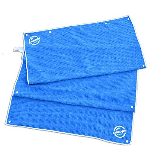 Snappy Wrap (Textured Microfiber Swim & Travel Towel - Multi-functional Sports Towel, Coverup, Beach Bag, Hair Wrap, Shaving Cape. Comfortable, Wearable, Textured Microfiber by Snappy Towels)