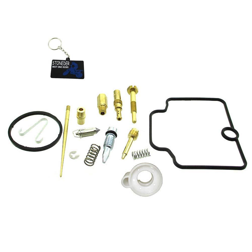 STONEDER Kit de r/éparation pour carburateur Keihin PE28 Carb