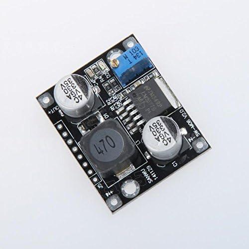 5 pcs lot High Efficiency Adjustable Boost Module LM2577
