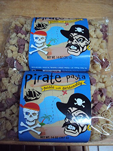 Pirate Pasta, 14 oz (Pack of