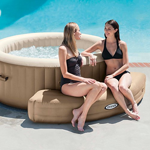 Intex Blow Up Bench for PureSpa 28403/28404