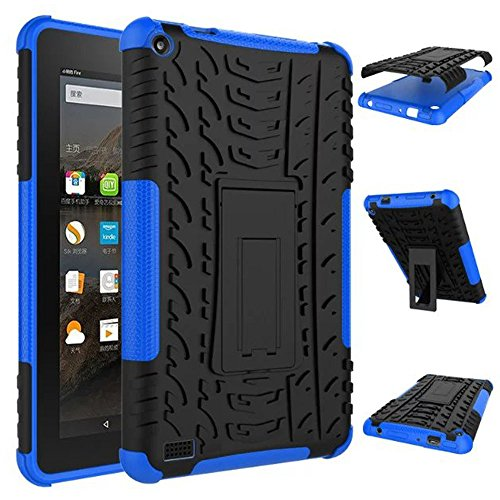 mchoice-rubber-shockproof-hybrid-hard-case-cover-stand-holder-for-kindle-fire-hd7-2015-blue