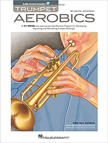 Trumpet Aerobics (Book/Audio)