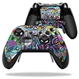 trending zebra wall decals MightySkins Skin for Microsoft Xbox One Elite Controller - Zebra Gang | Protective, Durable, and Unique Vinyl Decal wrap Cover | Easy to Apply, Remove, and Change Styles | Made in The USA