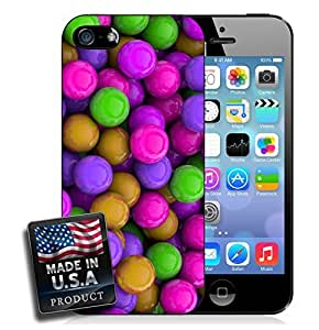 3D Colorful Candy Balls iPhone 5/5s Hard Case by mcsharks