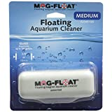 Gulfstream Tropical Mag-Float Glass Aquarium Cleaner, Medium