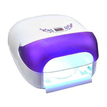 Perfect Digital 36W Nail UV Lamp Acrylic Gel CURING Light TIMER DRYER Pro SPA  Equipment