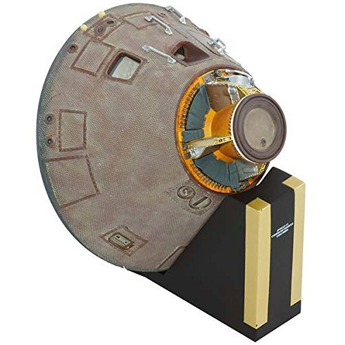 Daron Executive Series E5625 Museum Quality Model Apollo 11 Capsule 1/24 Scale Resin