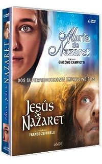 María y Jesús de Nazaret [DVD]