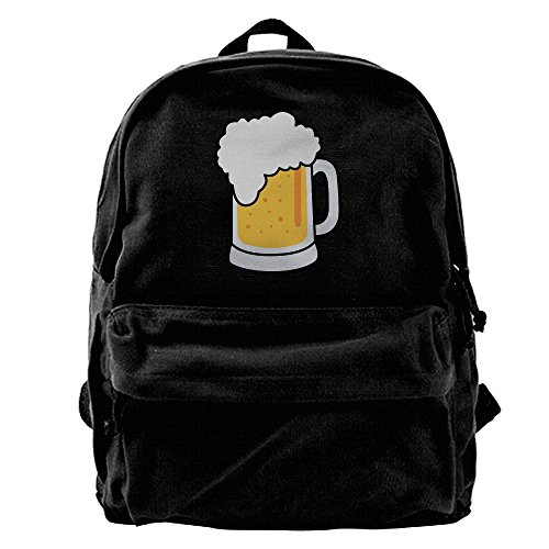 unisex-i-love-beer-canvas-backpack
