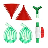 Vivona Hardware & Accessories Beer Bong Party Drinking Game Double Tube Funnel Tap Alcohol Bucks Night