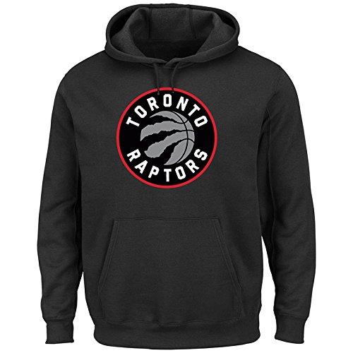 afc8e4aaf VF LSG NBA Toronto Raptors Men s Tek Patch Long Sleeve Fleece Pullover Hood.