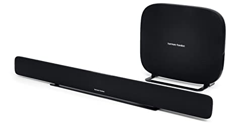 Amazon com: Harman Kardon Wireless Soundbar Audio System