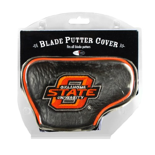 State University Headcover (NCAA Oklahoma State Cowboys Golf Blade Putter Cover)