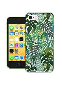 Funny Leaves Wallpaper Phone Cases for IPHONE 5/5S Designed by Bradley's Shop