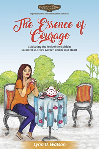 The Essence of Courage: Cultivating the Fruit of the Spirit in Solomon's Locked Garden and in Your - Solomon Shop