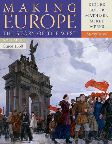 Making Europe:Volume Ii