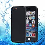 iPhone 6S Waterproof Case,Small Knife Super Slim Thin Light [360 All Round Protective] Full-Sealed IPX-6 Waterproof Shockproof Dust/Snow Proof Case Cover for iPhone 6 / 6S 4.7 inch
