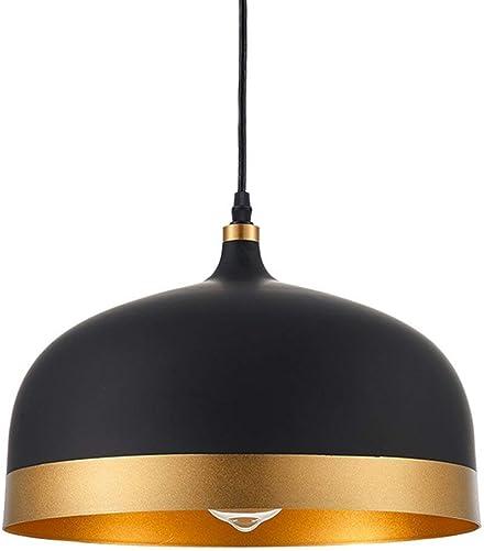 13″ Retro Industrial Style Pendant Light