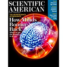 Scientific American: The Neuroscience of True Grit Periodical by Gary Stix Narrated by Mark Moran