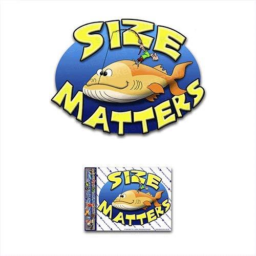 Petite taille importe PÊCHE Animal Pack Autocollants de voiture Stickers - ST00006_1 - JAS Stickers