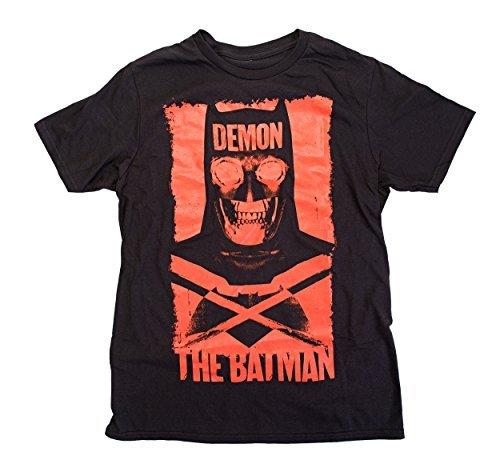 Batman v Superman: Dawn of Justice Demon Tee Red (X-Large) -