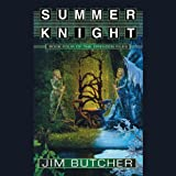 Bargain Audio Book - Summer Knight  The Dresden Files  Book 4