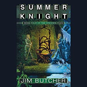 Summer Knight Audiobook