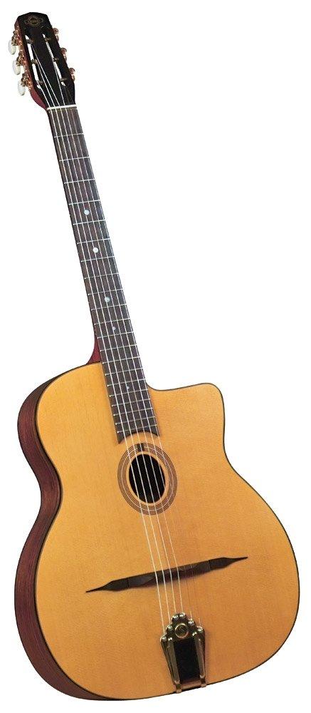 Cigano GJ-0 Petite Bouche Gypsy Jazz Guitar
