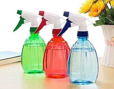Plástico multiuso riego puede tarro de olla puede botella de Spray de dispersión recipiente herramientas de jardinería para plantas Bonsai Flores Ropa o de ...
