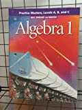 Algebra 1, Holt, Rinehart and Winston Staff, 0030648297